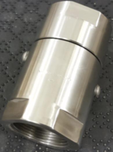 Stainless steel miner water swivel