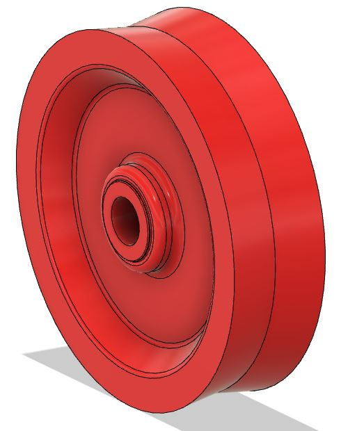 1069530-58 SHEAVE WHEEL
