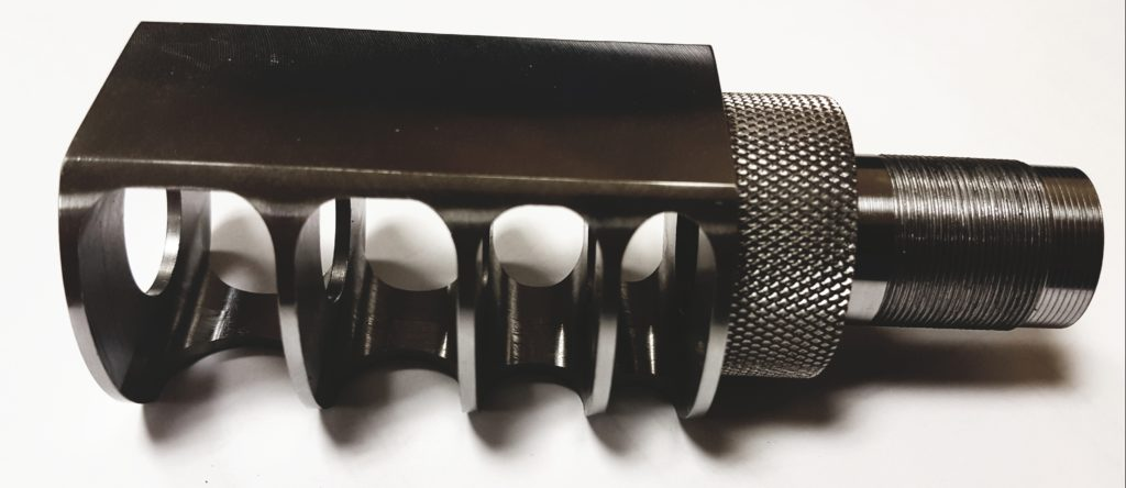 12 gauge recoil reducer