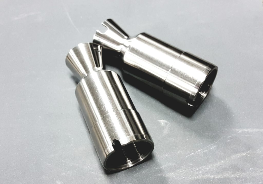 AK Booster from 4140T steel