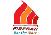 Firebar fire suppression piping