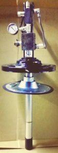 Hydraulically Powered Grease Pump