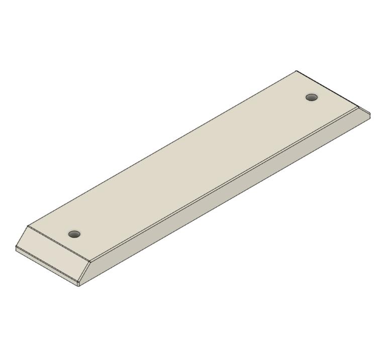 081817-01 Hoist Cable Wear Block